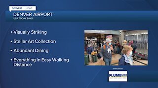 Den Airport honored as best in country by USA Today