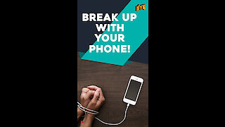 5 good tips to break up with your cell phone *