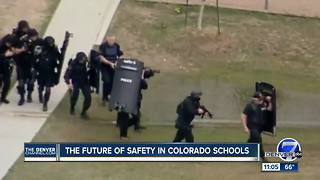 The future of safety in Colorado schools - Video