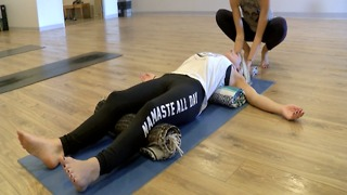 CAT NAP! Best napping position for healthy backs - ABC15 Digital - Video