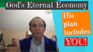 God's Economy - His Plan for Your Life