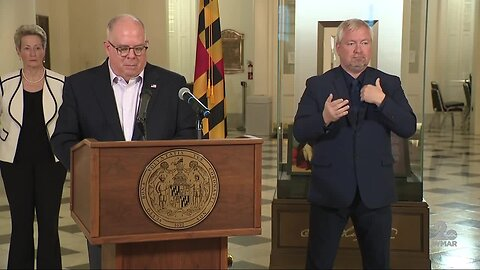 Gov. Hogan details latest COVID-19 numbers, issues additional executive orders
