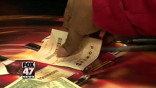 Mega Millions jackpot hits $418 million after no winner Tuesday night - Video