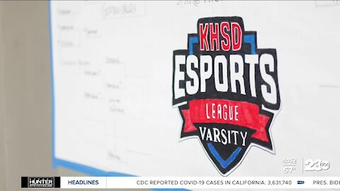 eSports helps students stay positive during pandemic