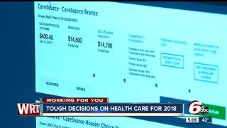 Health care premiums could increase for 2018, families say - Video