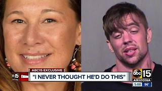 Sister of suspect accused in missing woman's case talks to ABC15 - Video