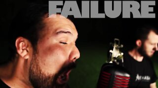 Acoustic cover of 'Failure' by Breaking Benjamin
