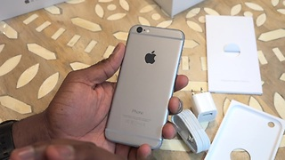 iPhone 6 unboxing and first impressions