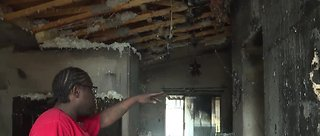 Fire destroys family's North Las Vegas home, Christmas gifts