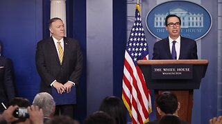 White House Issues New Order On Counterterrorism Sanctions