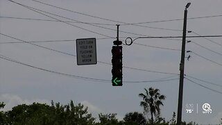 New traffic light operating at intersection where college rower died