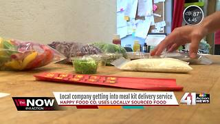 Happy Foods Co. brings fresh foods to local customers - Video