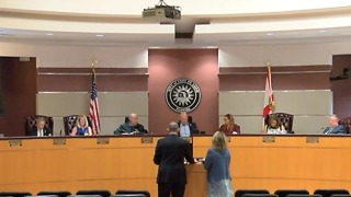 Talk of sales tax increase in St. Lucie County - Video