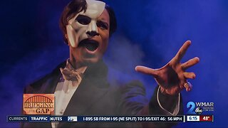 Color Blind Casting leads to the first Black touring Phantom of the Opera