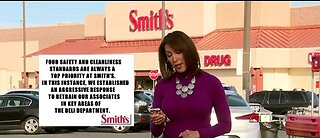 Dirty Dining: Smith's grocery store