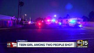 Police: 2 injured in Peoria shooting; no outstanding suspects - Video