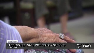 Local election leaders discuss voting plans for nursing homes