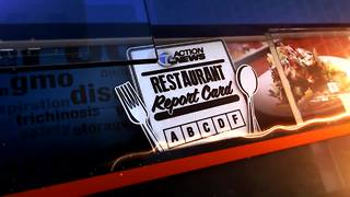 Restaurant Report Card shows inspection reports for three Canton restaurants - Video