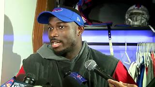 LeSean McCoy on anthem protests, Colin Kaepernick - Video