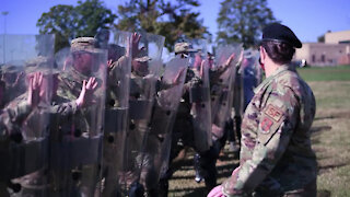 DC Guard trains Troops
