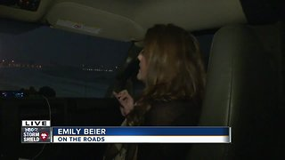 On the roads in Outagamie County - Video