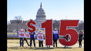 House Refuses to pull Federal Minimum Wage Increase from bill