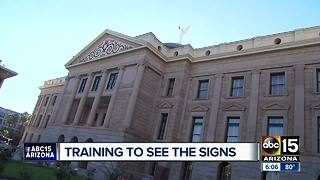 Bill requires more training for teachers on suicide prevention - Video