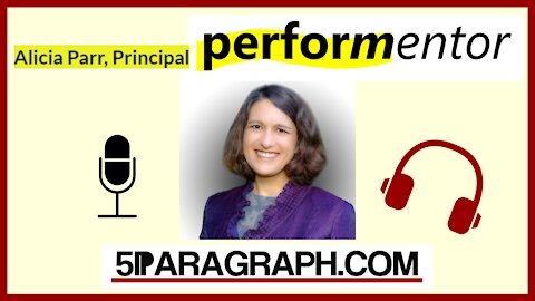Founder Of Performentor - Alicia Parr - Human Resources Expert