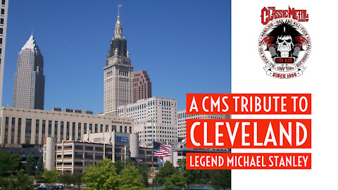 CMS HIGHLIGHT | Michael Stanley Was As Big As John Cougar In Cleveland