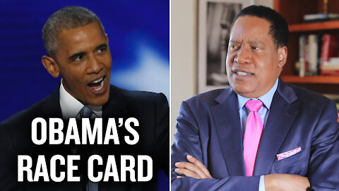 Barack Obama: How To Play The Race Card
