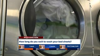 National Laundry Day: Study finds some dirty laundry secrets