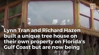 Florida Treehouse Fight Appealed to Supreme Court - Video