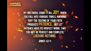 Thy Kingdom Come: The Testing of Faith (Part I) James 1:2-4