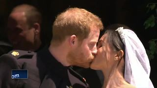 Prince Harry marries Meghan Markle - Video