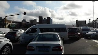 SOUTH AFRICA - Durban - Load shedding Gridlock (Video) (DGv)