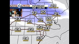 Metro Detroit Weekend Forecast