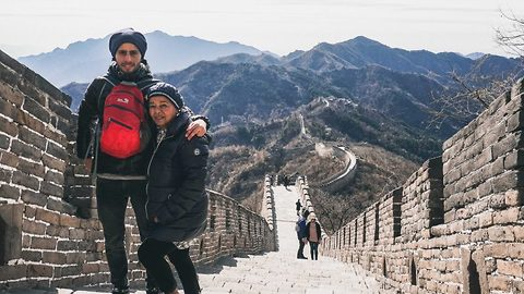The gran adventures: Young backpacker travels the world with 74-year-old grandmother