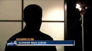 'Slender Man' juror blames parents for tragic stabbing - Video