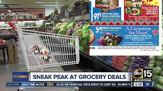 Best grocery deals around the Valley this week - Video