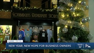 Local businesses reflect on 2020, look forward to new year