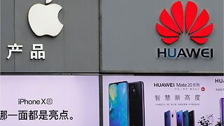 Huawei restrictions push market down