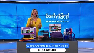 Early Bird Bargains week of April 27