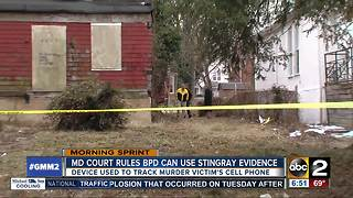 Court upholds use of cell phone surveillance in murder case - Video