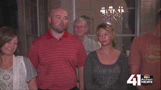 Fallen officer's family grateful after arrest - Video