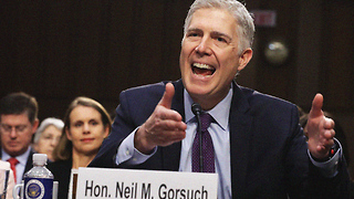 Who is Neil Gorsuch? Narrated by Padma Lakshmi - Video