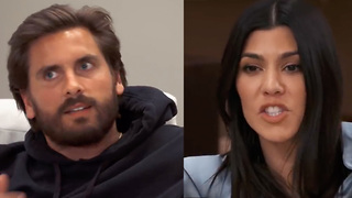 Kourtney Kardashian and Scott Disick Fight About Sofia Richie on 'Keeping Up With the Kardashians'