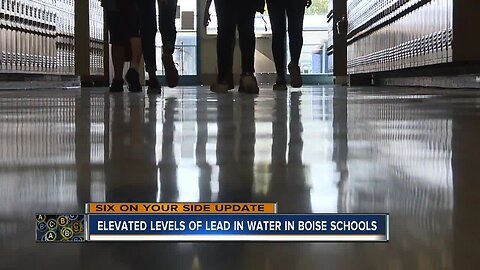 #UPDATE: Progress made on elevated levels of lead in water at 23 Boise schools