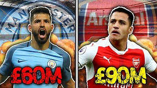Alexis Sanchez Is A More Important Player Than Sergio Aguero Because... | #SundayVibes - Video