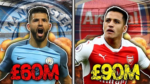 Alexis Sanchez Is A More Important Player Than Sergio Aguero Because... | #SundayVibes