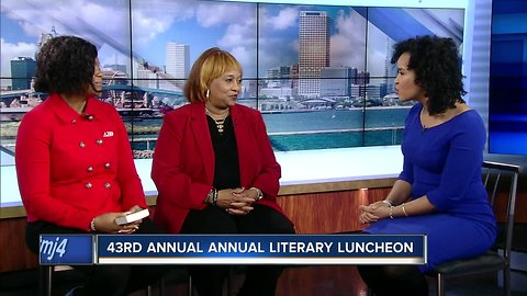 DMEF's 43rd annual Literary Luncheon